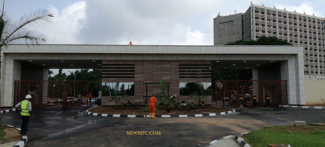 Transcop Hilton – Nigeria – facciate ventilate NewMFC